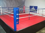 Competition Style Gym Boxing Ring - 18'