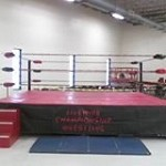 Pro Wrestling Ring 16' Style 2